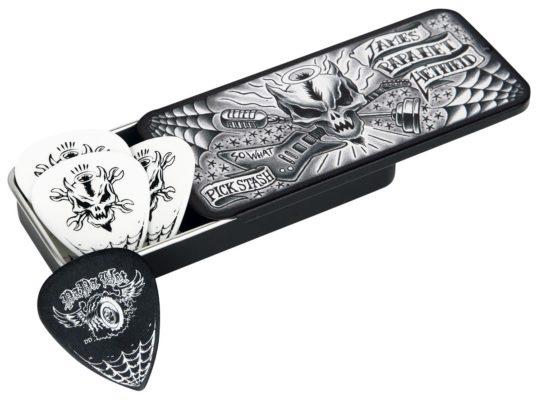 Dunlop - James Hetfield PickTin