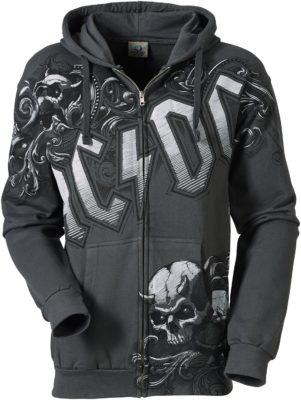 bluza z kapturem AC/DC - Prowler