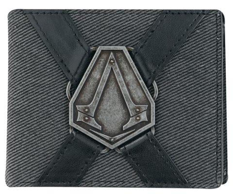 Syndicate - Metal Badge portfel